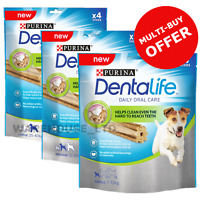 Purina Dentalife Small, Medium, Large Sticks - Value Packs