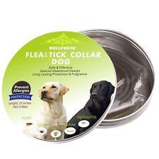 Dog Flea and Tick Prevention, Adjustable Flea Collar