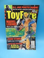 ToyFare Magazine February 2006 - G.I. Joe, Marvel Legends, Teen Titans