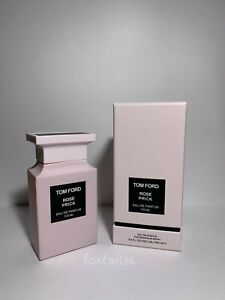 Tom Ford Rose Prick Eau De Parfum 3.4 oz (approx 96.39 g) 100ml new in box seale