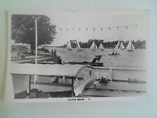 Vintage RP Postcard OULTON BROAD (5) Franked And Stamped Lowestoft Suffolk 1957