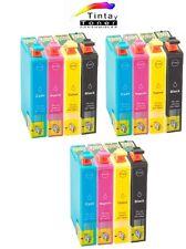 Cartuchos Tintas Compatibles Non Oem T1281 T1282 T1283 T1284 T1285 EPSON STYLUS