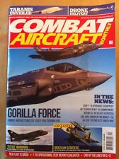 Combat Aircraft Monthly Apr/2014 FREE SHIPPING, Drone Delivery, Gorilla Force