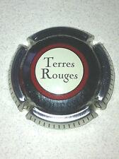 Capsule champagne JACQUESSON (27. cuvée terres rouges)