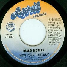 """Philippines Disco Medley Star On 45 RPM 7"""" Part 2"""