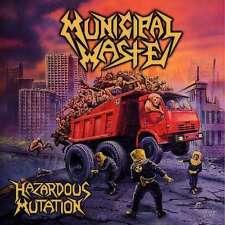 "Municipal Waste ""Hazardous Mutation"" CD - NEW!"