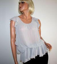 Hüftlange Atmosphere Damenblusen, - tops & -shirts mit Flügelärmeln