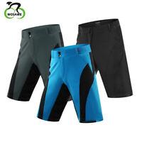 Baggy Cycling Shorts Loose fit MTB Mountain Bike Shorts Breathable Sports Pants