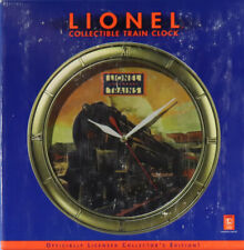 Lionel Lecendary Collectible Collectible Train Clock #6006U