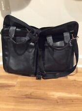 Leather Stick Bag (Backpack Straps Included)