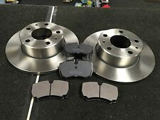 IVECO DAILY 35SS12 35S14 1999-2006 REAR BRAKE DISCS & PADS BRAKE DISC PADS