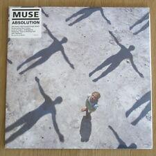 MUSE - Absolution ***180gr Vinyl-2LP**NEW**older press**