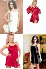 Satin Chemises Short Women's Nightwear
