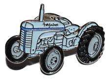 Vintage T20 Tractor Pin Badge Farming Gift Wedding favours Enamel Metal
