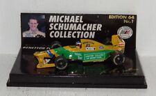 Minichamps Benetton Ford B 192 Michael Schumacher Collection 1:64 (r2_3_49)