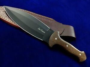 """13.2"""" SEO Custom Handmade Full Tang Stainless Steel Smatchet Knife"""
