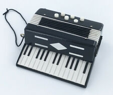 Realistic Miniature Accordion Christmas Tree Ornament by Broadway Gifts NEW