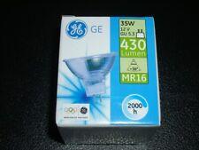 10 x 35w MR16 12v General Electric Halogen Dichroic 36° pk 10