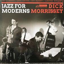 Dick Morrissey - Jazz for Moderns - Vinyl LP NEW & SEALED