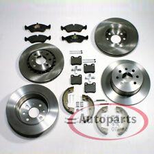 Zimmermann Sport discos de freno 256mm pastillas de freno delantero Opel Astra F Corsa B Vectra A
