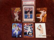 1999 T0pps Gallery # 20 Derek Jeter PSA9 ++++ 5 More Cards Look At Pictures ++++