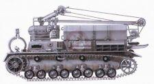 CMK 1/35 Panzer IV Munitionstrager (Ammo Carrier) for Morser Karl-Gerat RA002