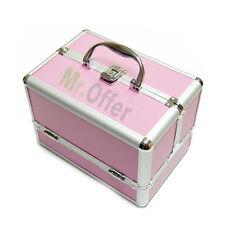 Valigetta trucchi MakeUP unghie borsa porta trucco estetista beauty case valigia