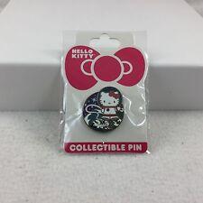 Hello Kitty PIN Astronaut on Moon Outer Space NIP