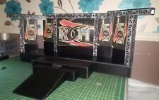 Ring of Honour custom made wrestling stage for wrestling figures wwe/wcw/wwf/ecw