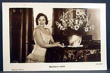 Barbara Kent - Film Foto Autogramm-AK (j-8691