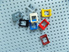 Lego Small Window 1x2x2 castle/modular lot of 6 no glass pick your color