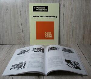 Perkins Werkstatthandbuch Diesel Motor 4.212, 4.236, 4.248