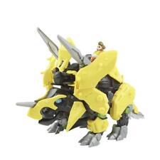 Zoids Giga Battlers Tryke - Triceratops -Type Buildable Beast Figure, Motorized