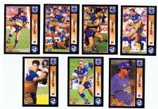 7X 1994 NRL DYNAMIC SERIES 2 CARDS ( PARRAMATTA EELS )