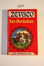 EL1 Livre - Zevaco - Les Pardaillan