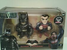 BATMAN SUPERMAN V metalli DIE CAST figure confezione doppia
