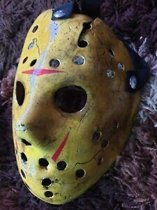 Friday the 13th  part 8 Jason custom made   Mask  horror