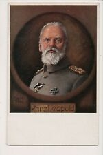 Vintage Postcard Prince Leopold of Bavaria