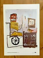 Keith Haring Jean Michel Basquiat Estate Approved Print from Art Institution 6