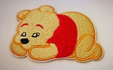 Embroidered Iron on Patch The Pooh DIY A023