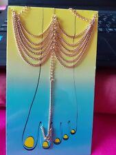 Avon Abrianna Foot Jewellery