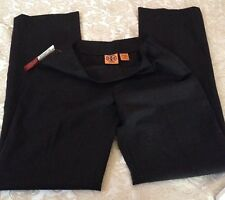NEW Tory Burch Women's Wool Black Dress Career Trousers Pants