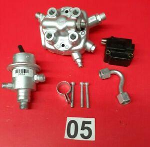 B5 MERCEDES-BENZ 190E 2.3 BOSCH Fuel Distributor 0438101004 0438101026