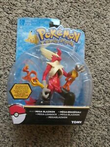 TOMY Pokemon Mega Blaziken Articulated Action Figure - NEW SEALED