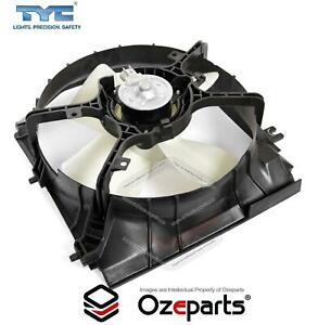Radiator Thermo Cooling Fan Assembly For Mazda 323 Protege Astina 1998~2003