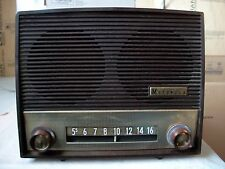 Vintage Motorola Am Radio Model 64 X 1
