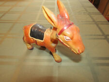 Celluloid Donkey Nodder Toy made in Occupied Japan 1950s
