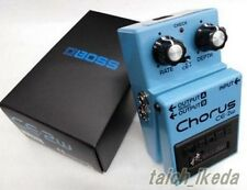 NEW BOSS CE-2W Chorus Waza Craft Series Special Edition Made in Japan EMS