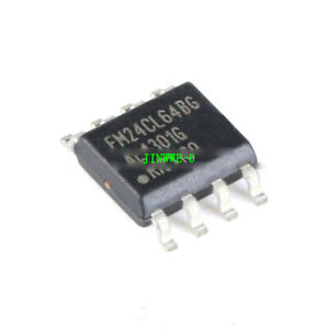 1pcs FM24CL64B-GTR 64Kbit I2C interface FRAM/ferroelectric Memory Chipsets