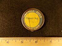 Maxwell AFB Alabama Flight Line Permit Badge
